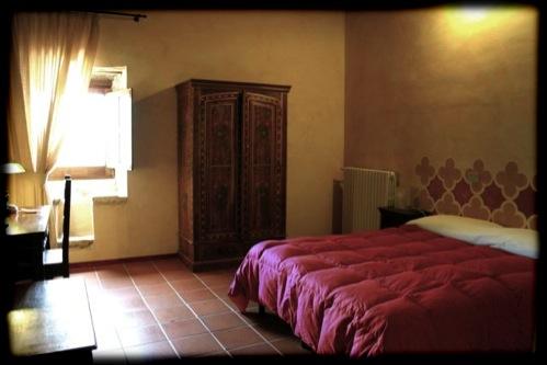 Una camera della Fortezza Monastero Santo Spirito