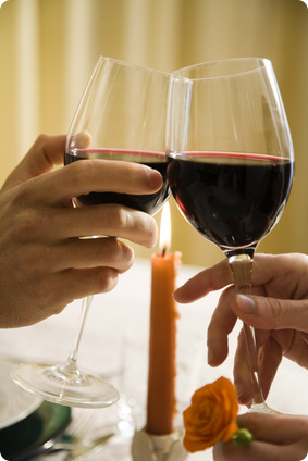 A toast to our love! - Foto © diego cervo - Fotolia.com